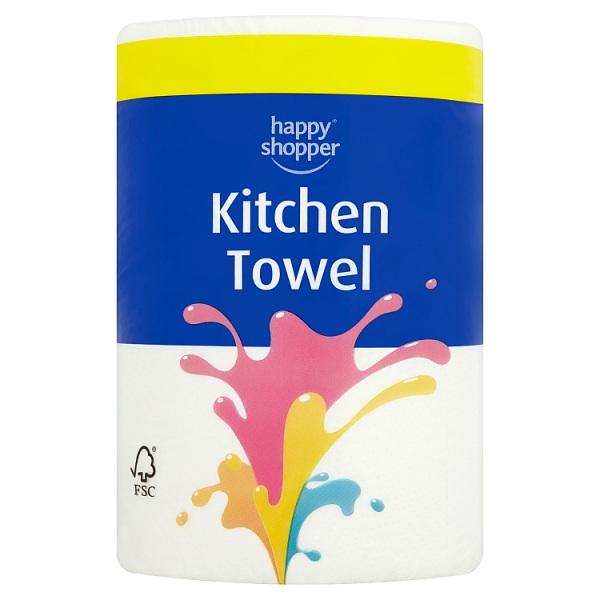 Happy Shopper Jumbo Kitchen Towel