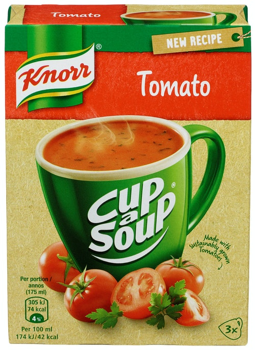 Knorr Tomato Cup a Soup