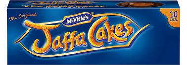 CLEARANCE BBE 14/11/2020 McVitiess The Original 10 Jaffa Cakes