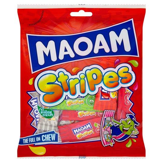 Maoam Stripes 170g