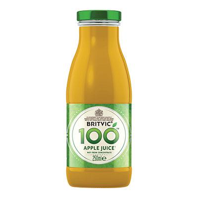 Britvic Apple Juice 250ml