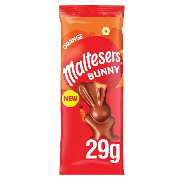Maltesers Bunny Orange Chocolate Easter Treat 29g