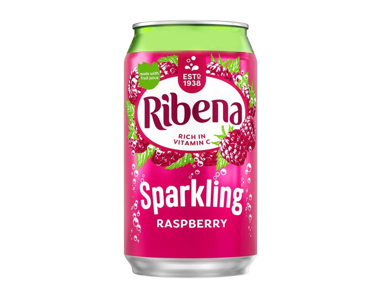 Ribena Sparkling Raspberry