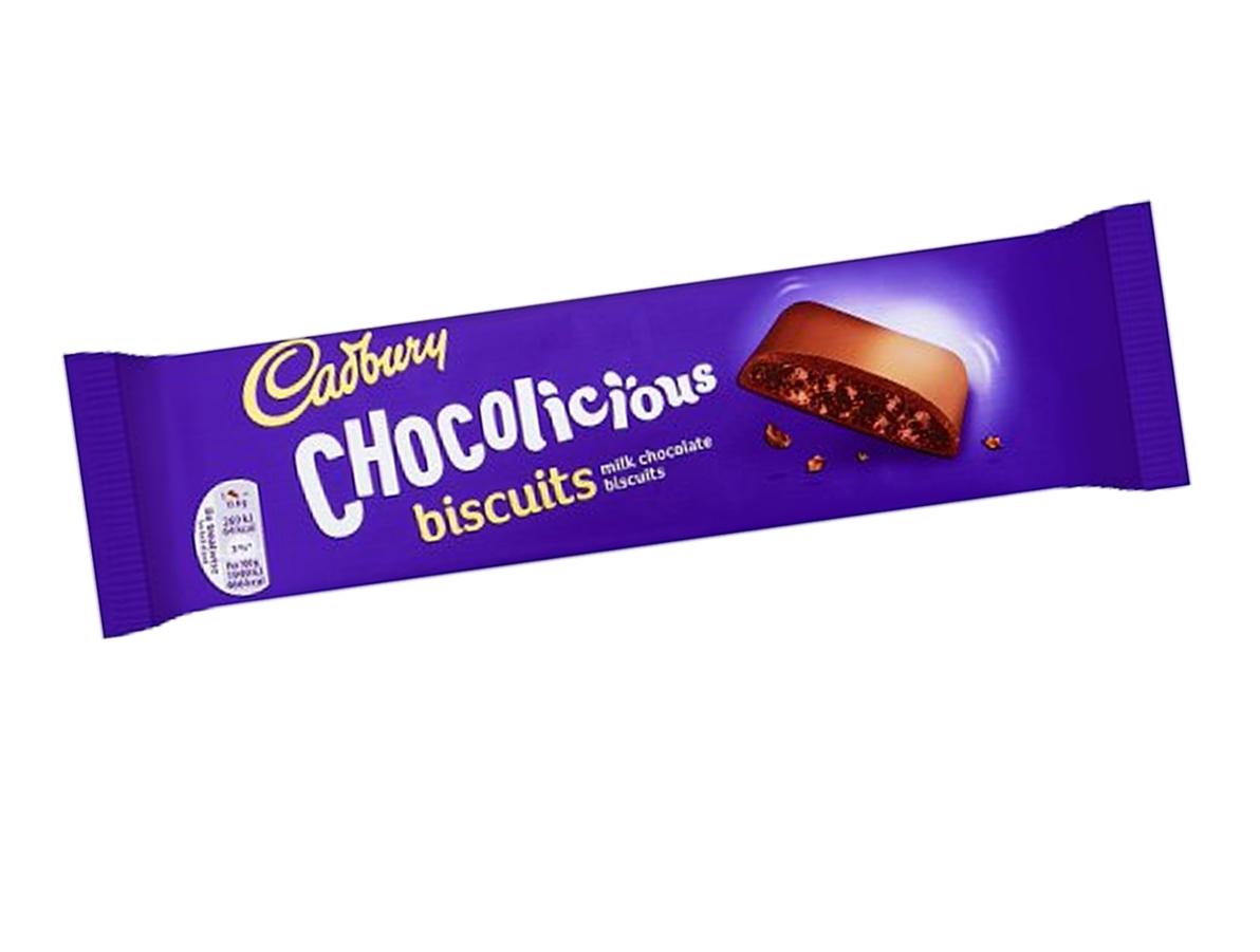 Cadbury Chocolicious Biscuits