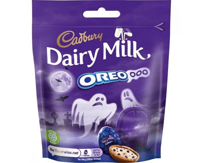Cadbury dairy milk Oreoooo BAG 82G