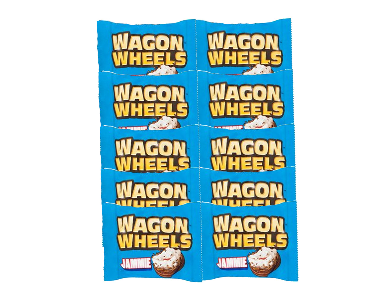 Mis-Shape 10 Pack Wagonwheel Jammie