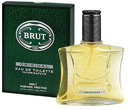 Brut EDT Spray Original 100ml Flava Benefits