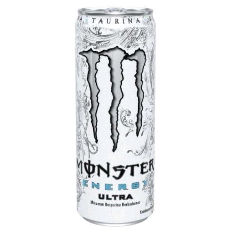 Best Before 31/08/2021 Monster ULTRA 355ml