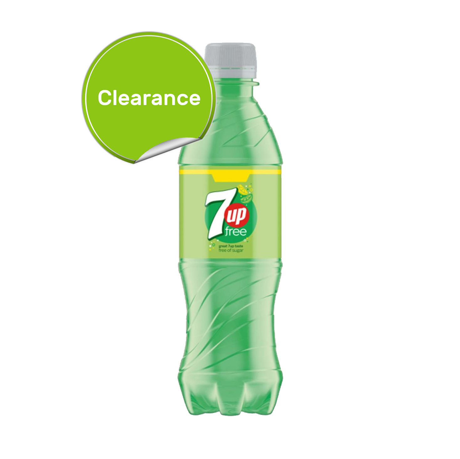 Best Before 31/05/2021 7UP Free 375ml