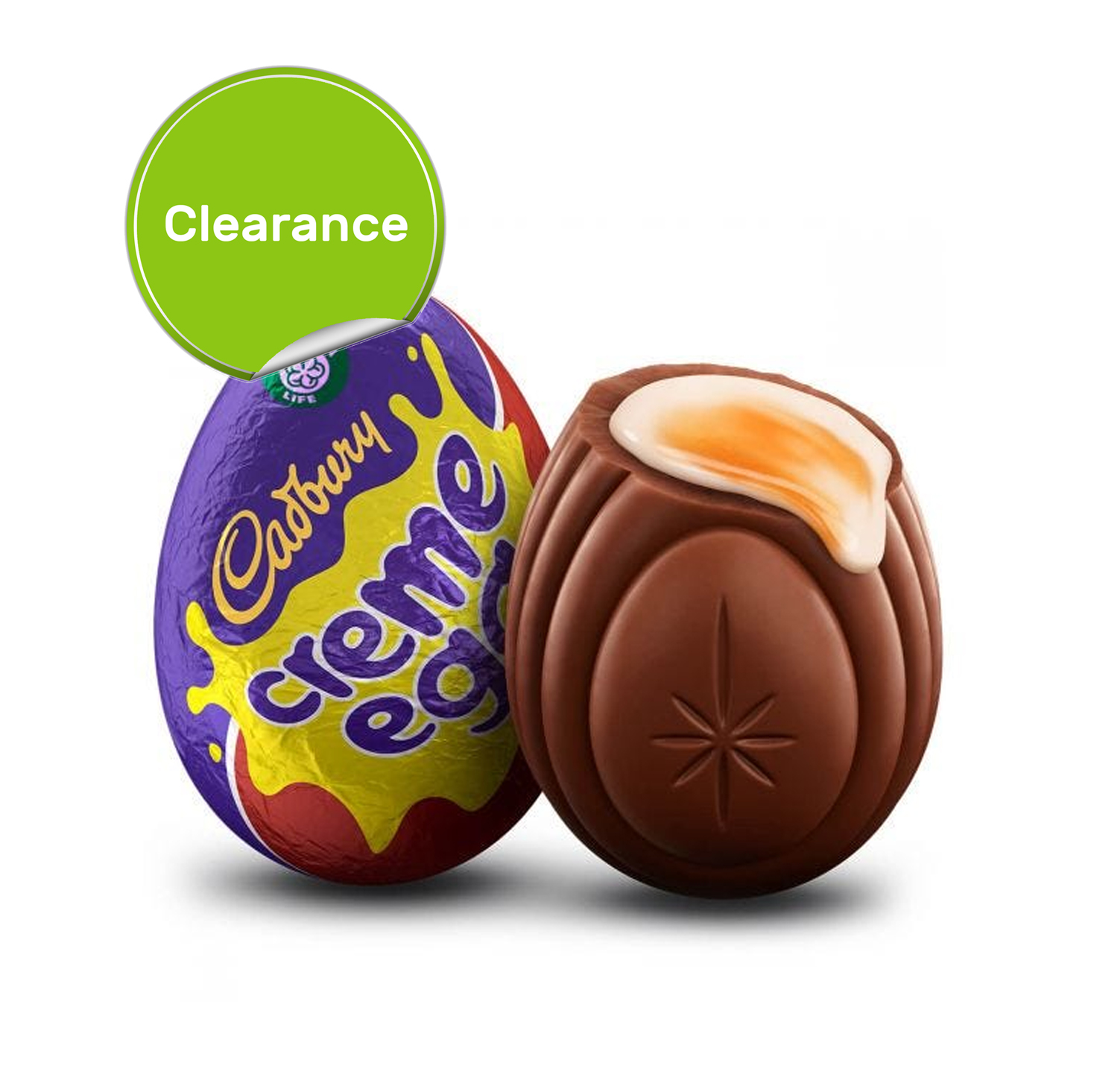 Best Before 31/07/2021 Cadbury Creme Egg